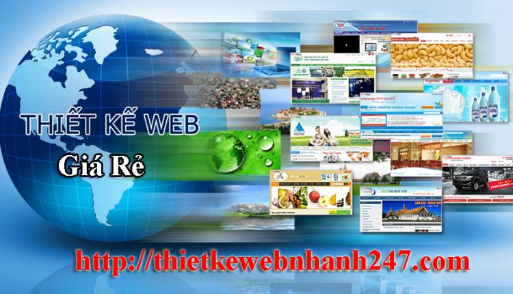Thiết kế web giá rẻ tại Nghệ An