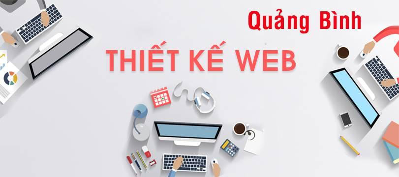 thiết kế website giá rẻ tại Quảng Bình