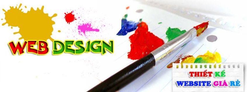 Thiết kế web giá rẻ