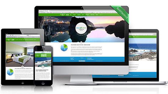 Thiết kế website khách sạn trọn gói