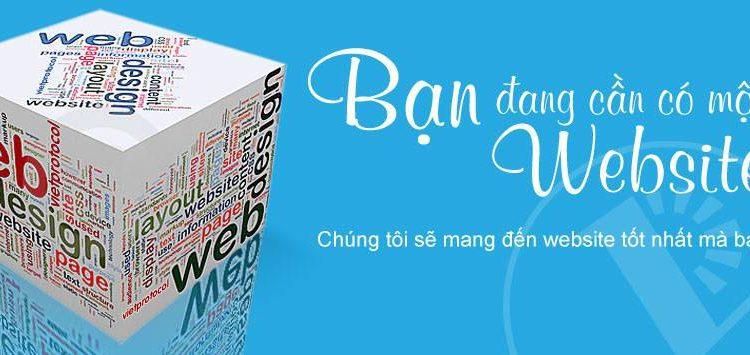 Thiết kế web giá rẻ tại Ninh Bình