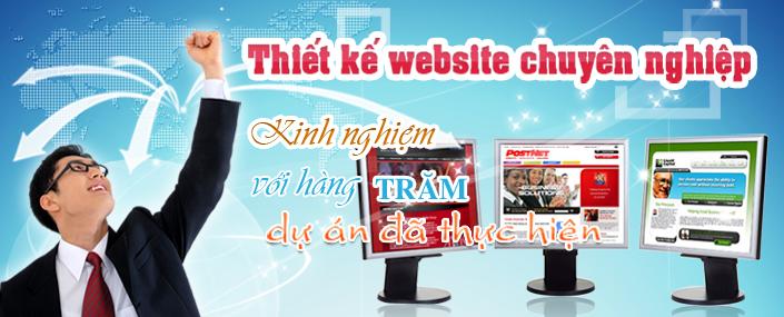 Thiết kế web uy tín, chuyên nghiệp tại Bình Dương