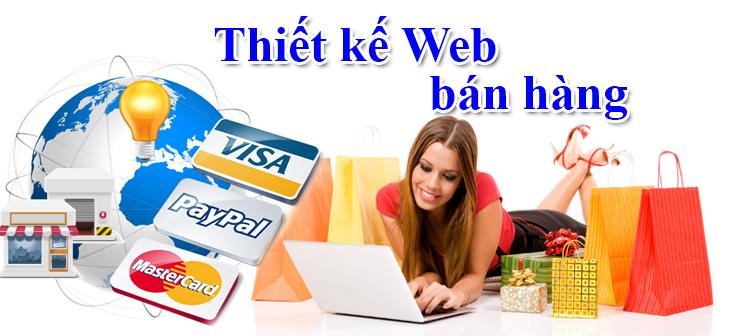 Thiết kế web bán hàng điện tử