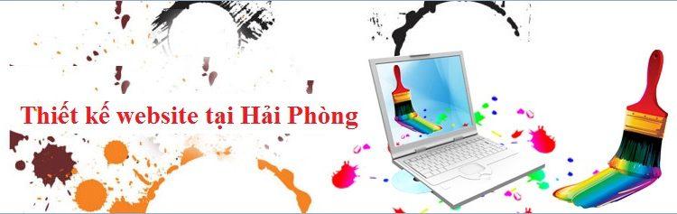 Thiết kế web chuyên nghiệp tại Hải Phòng