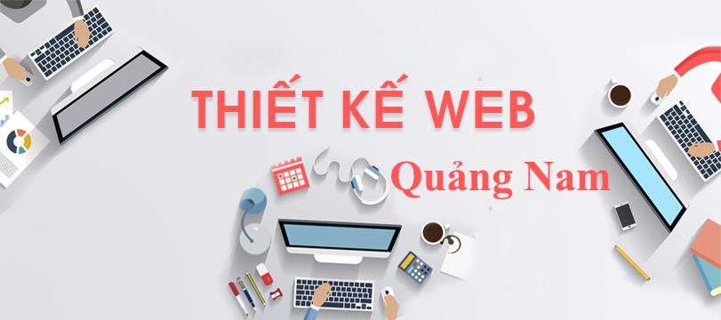 Thiết kế web giá rẻ tại Quảng Nam