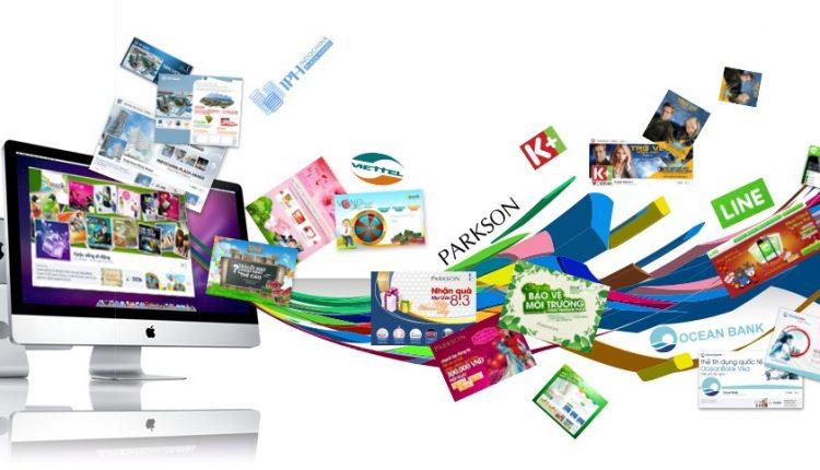 Thiết kế web theo mẫu