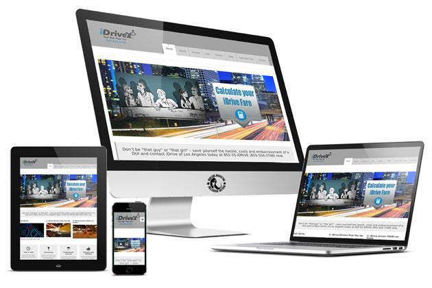 Xu hướng thiết kế web tương thích với di động