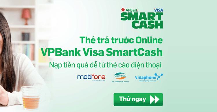 Hướng dẫn tạo thẻ Visa ảo để thanh toán online