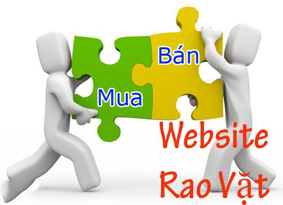 Thiết kế web mua bán rao vặt