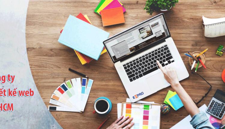 Top 7 công ty thiết kế web chuyên nghiệp uy tín tại Hồ Chí Minh