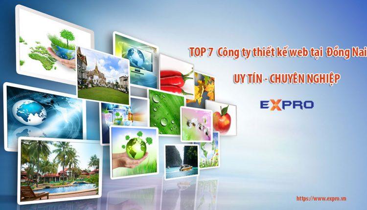 Top 7 công ty thiết kế web chuyên nghiệp chuẩn SEO tại Đồng Nai