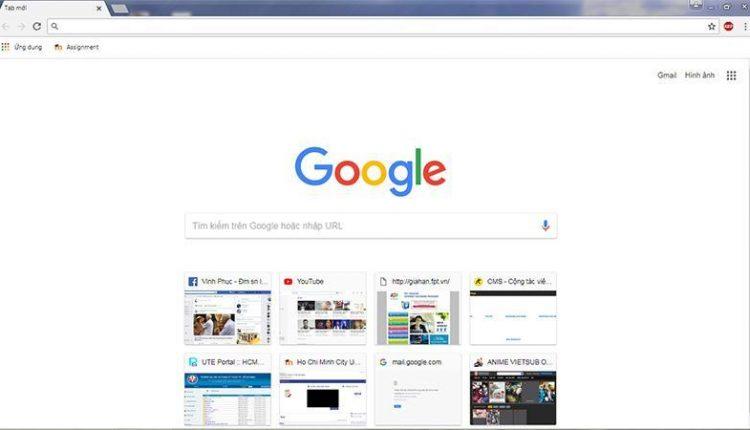 3 mẹo giúp thay giao diện theme Google Chrome cực chất