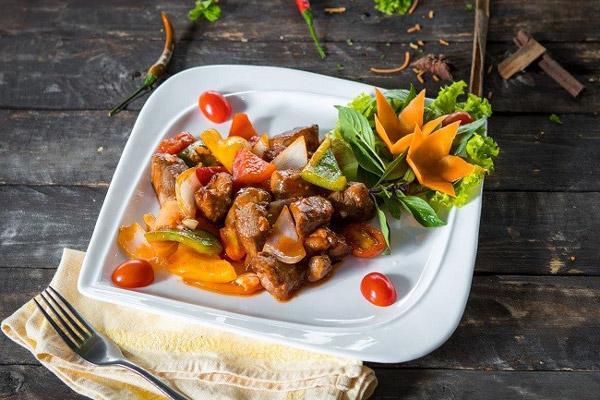 5 Theme website quán ăn khiến bạn ghi điểm trong lòng thực khách