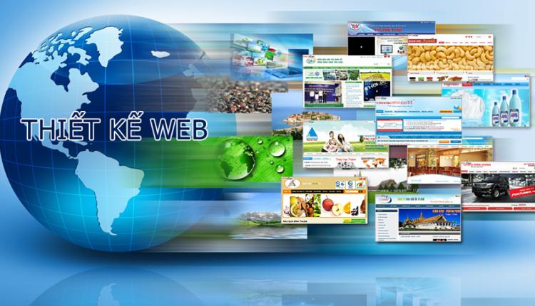 Thiết kế web quản lý dự án
