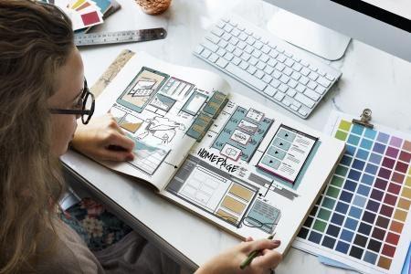 Các chi tiết thiết kế website nổi bật