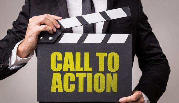 Vai trò nút call to action trong thiết kế web
