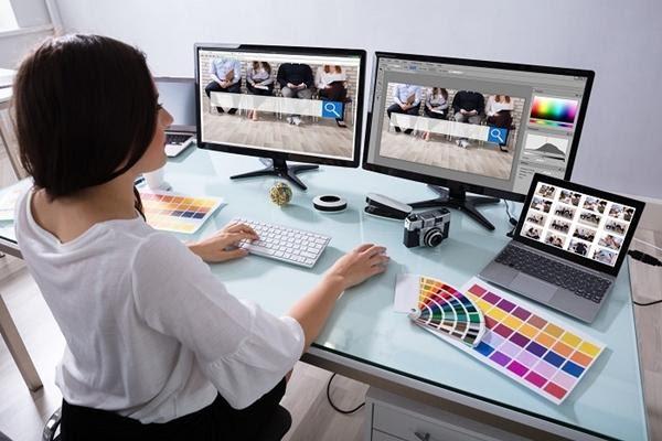 Thiết kế website, vấn đề màu sắc nên giải quyết thế nào?